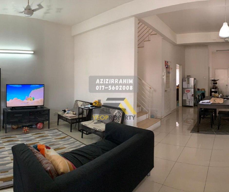 Double Storey House Landed Paragon 202  Taman Lestari Putra LEP 1 Seri Kembangan