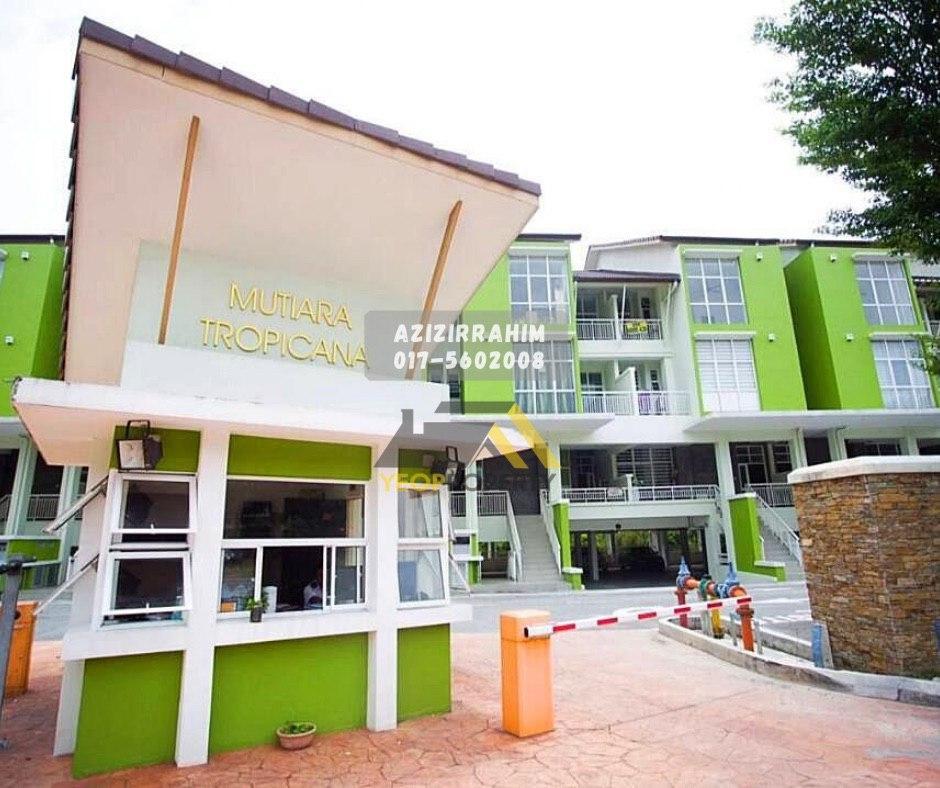 Mutiara Tropicana Townhouse, Persiaran Tropicana, near Bandar Utama, Selangor