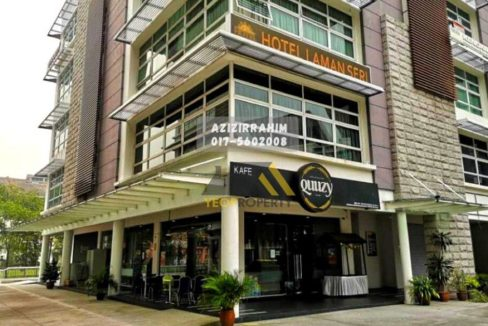 laman Business park Seksyen 13 Shah Alam