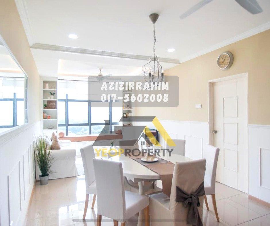 FULLY FURNISHED Vista Alam Apartment Seksyen 14 Shah Alam
