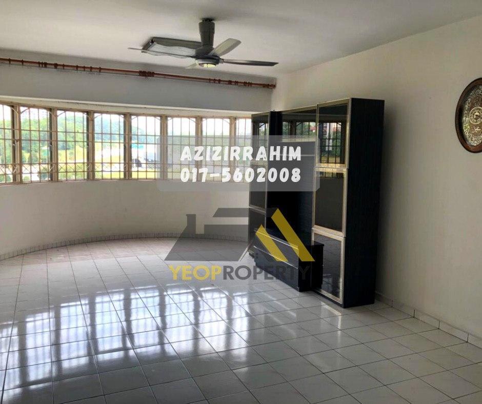 PARTLY FURNISHED Prima Duta Condominium Kuala Lumpur near Mont Kiara