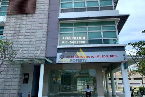 Laman Seri Business Park Shah Alam