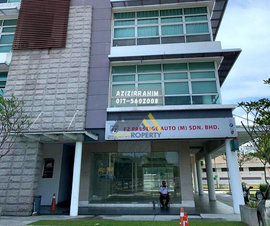 Renovated Corner Lot Unit, Laman Seri Business Park, Seksyen 13, Shah Alam