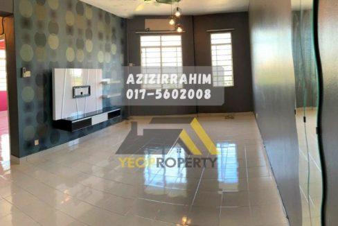sri Ixora Apartment Seksyen 27 Shah Alam