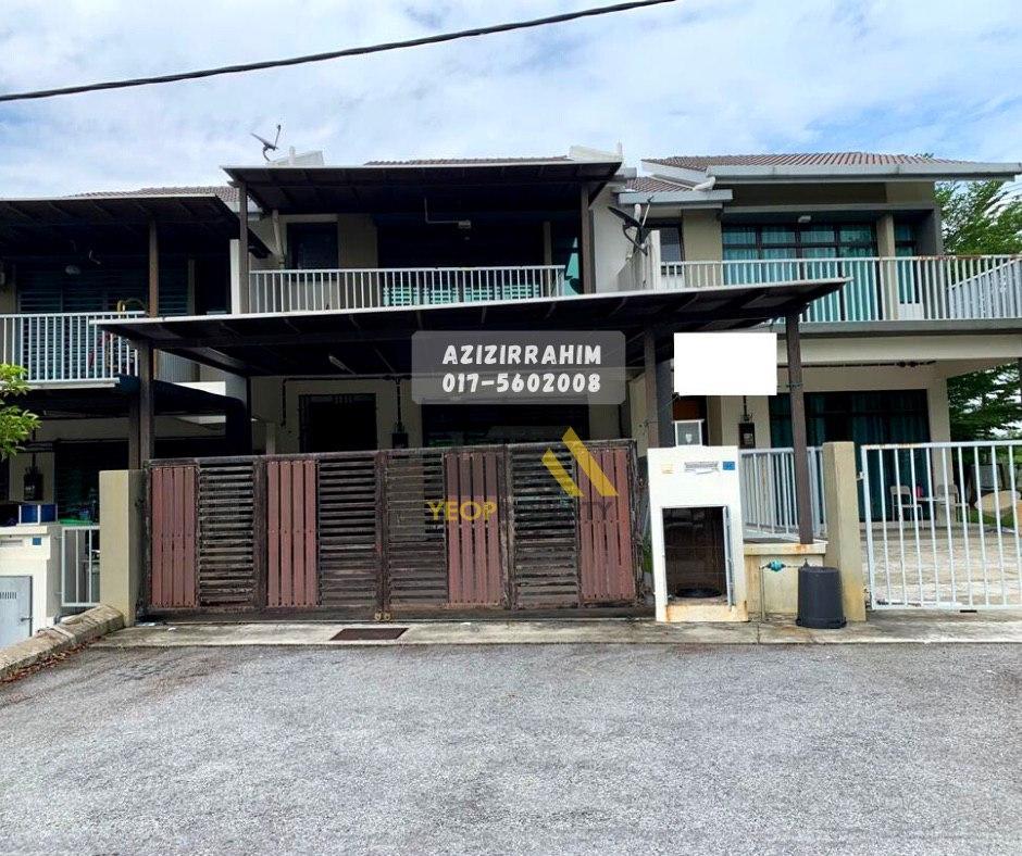 Fully furnished double storey house D'Mawar Residensi, Taman mawar, Bandar Baru Salak Tinggi