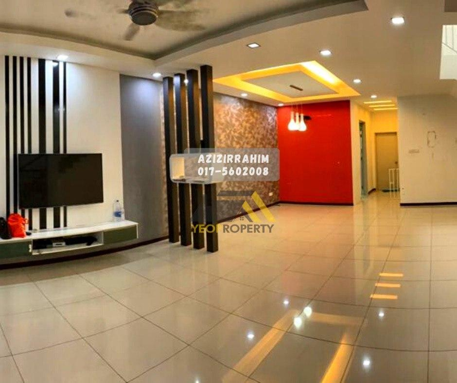Renovated Double Storey Terrace @ TAMAN NADAYU 92, KAJANG