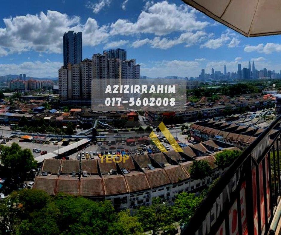 KLCC VIEW Genting Court Condominium, Jalan Genting Klang