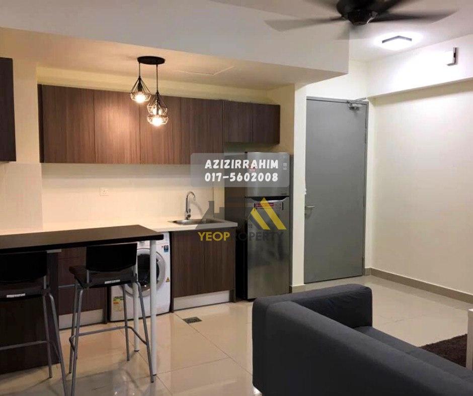 Fully Furnished Hyve Cyberjaya, SOHO Unit For Rent