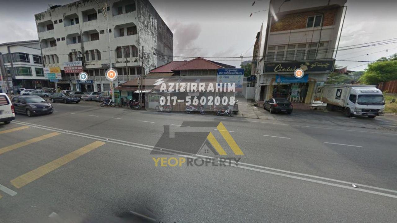 Commersial Land In Kota Bharu Jalan Sultanah Zainab