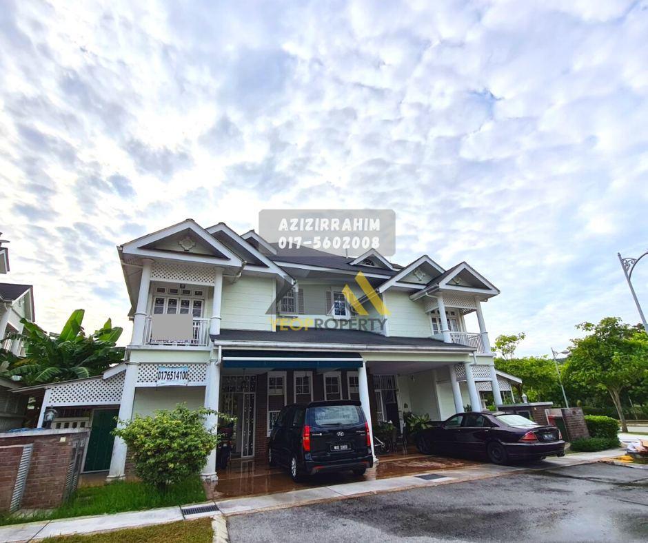 Semi Detached House New Haven Presint 18 Putrajaya