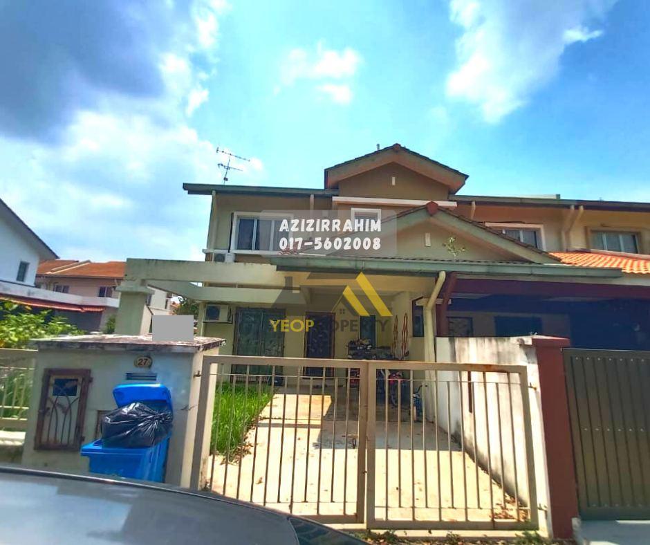 ENDLOT DOUBLE STOREY HOUSE SETIA IMPIAN 3, SETIA ALAM SEKSYEN U13, SHAH ALAM