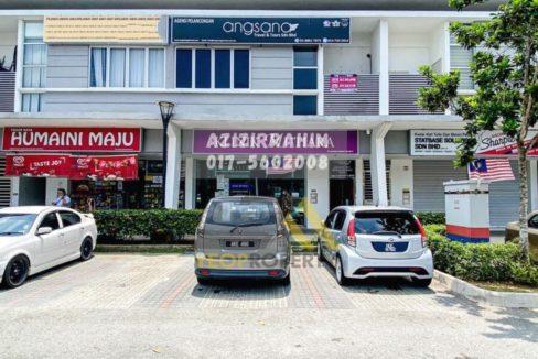 Promenade Ayer 8 Presint 8 Putrajaya