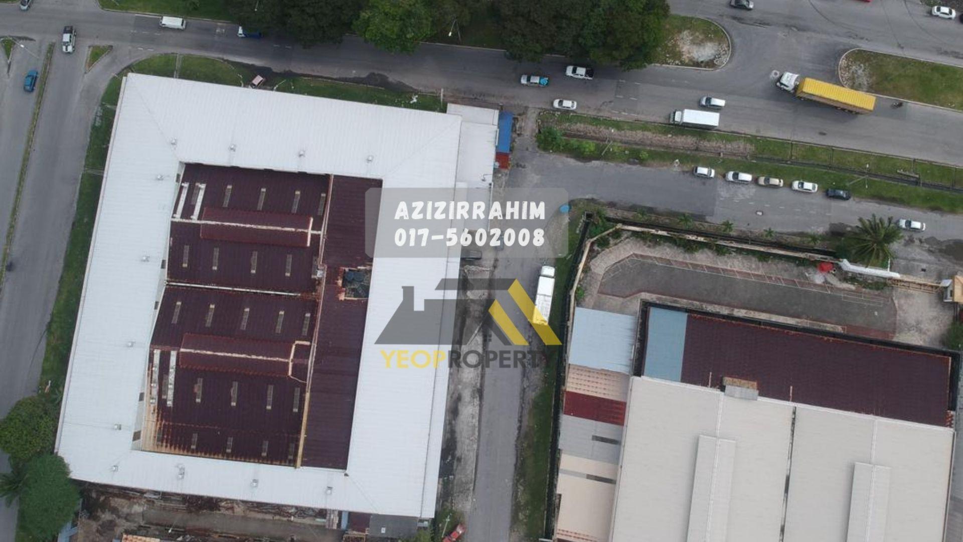 2 Unit of 1.5 Storey Semi-Detached factoriesKawasan Perusahaan Cheras Jaya, Balakong